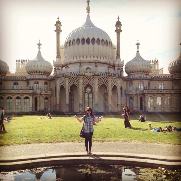 Royal Pavilion - Brighton